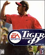 Obal-Tiger Woods ´99