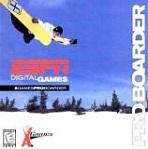 Obal-ESPN X Games Pro Boarder