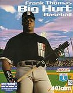 Obal-Frank Thomas: Big Hurt Baseball