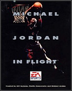 Obal-Michael Jordan in Flight