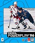 Obal-NHL Powerplay ´96