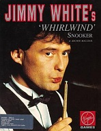 Obal-Jimmy White´s Whirlwind Snooker