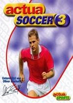 Obal-Actua Soccer 3
