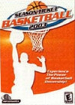 Obal-Season Ticket Basketball 2003