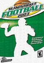 Obal-Season Ticket Football 2003