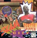 Obal-Slam City with Scottie Pippen