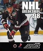 Obal-NHL Breakaway 98