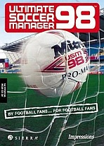 Obal-Ultimate Soccer Manager 98