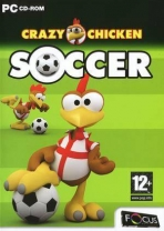 Obal-Crazy Chicken: Soccer