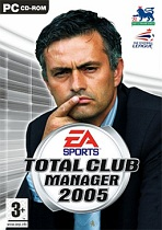 Obal-Total Club Manager 2005