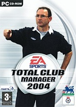 Obal-Total Club Manager 2004