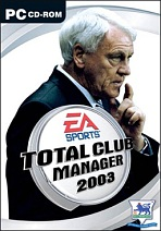 Obal-Total Club Manager 2003