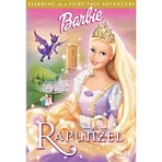 Obal-Barbie as Rapunzel