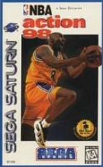 Obal-NBA Action ´98