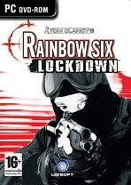 Obal-Tom Clancy´s Rainbow Six: Lockdown