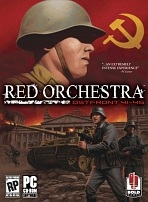 Obal-Red Orchestra: Ostfront 41-45