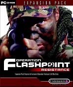 Obal-Operation Flashpoint: Resistance