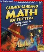 Obal-Carmen Sandiego: Math Detective