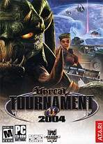 Obal-Unreal Tournament 2004