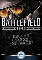 Obal-Battlefield 1942: Secret Weapons of World War II