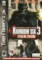 Obal-Tom Clancy´s Rainbow Six 3: Athena Sword