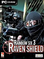 Obal-Tom Clancy´s Rainbow Six 3: Raven Shield