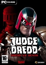Obal-Judge Dredd: Dredd vs. Death