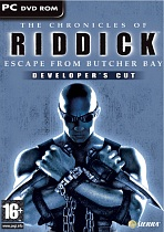 Obal-Chronicles of Riddick: Escape from Butcher Bay, The