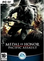 Obal-Medal of Honor: Pacific Assault