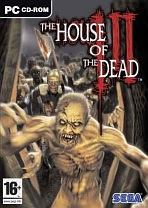 Obal-House of the Dead 2, The