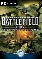 Obal-Battlefield 1942: The Road to Rome