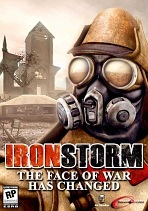 Obal-Iron Storm