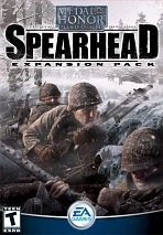 Obal-Medal of Honor: Allied Assault Spearhead