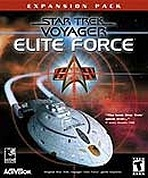 Obal-Star Trek: Voyager: Elite Force Expansion Pack