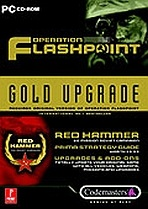 Obal-Operation Flashpoint: Red Hammer