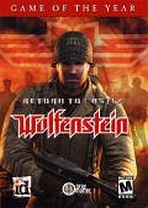 Obal-Return to Castle Wolfenstein: Game of the Year