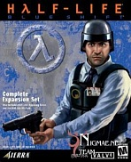 Obal-Half-Life: Blue Shift: Source