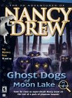 Obal-Nancy Drew: Ghost Dogs Of Moon Lake