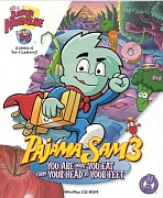 Obal-Pajama Sam: You Are What You Eat From Your Head To Your Feet