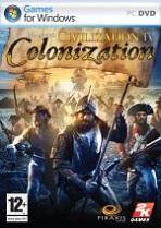 Obal-Sid Meier´s Civilization IV: Colonization