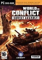 Obal-World in Conflict: Soviet Assault
