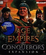 Obal-Age of Empires II: The Conquerors