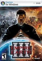 Obal-Empire Earth III