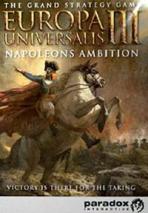 Obal-Europa Universalis III: Napoleon´s Ambition