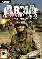 Obal-ArmA: Queen´s Gambit