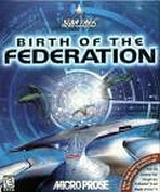 Obal-Star Trek: The Next Generation: Birth of the Federation