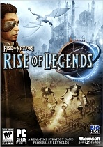Obal-Rise of Nations: Rise of Legends