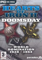 Obal-Hearts of Iron II Doomsday