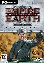 Obal-Empire Earth II: The Art of Supremacy