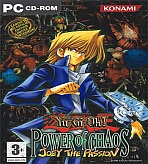 Obal-Yu-Gi-Oh! Power of Chaos: Joey the Passion